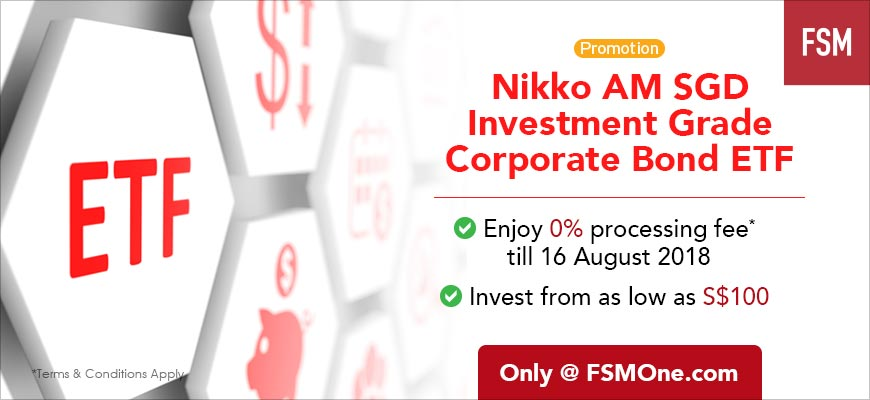 NikkoAM SGD IGBond ETF - An Affordable & Accessible Way To