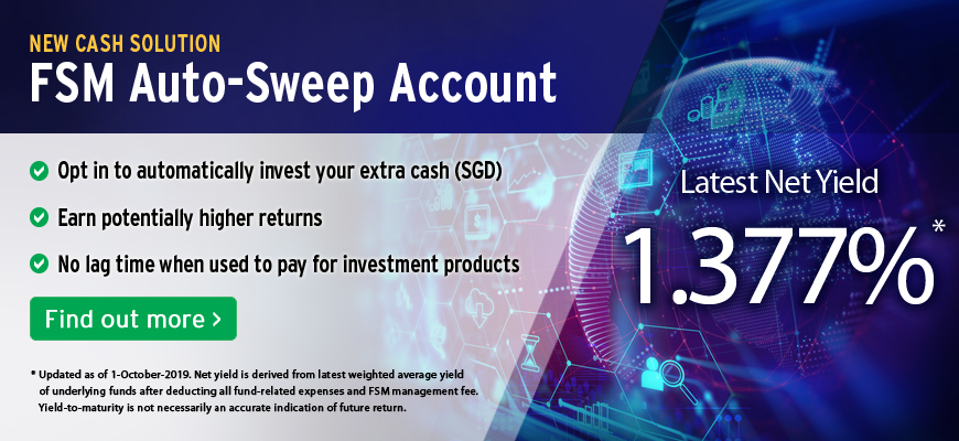 Introducing Our New Cash Solution – FSM Auto-Sweep Account