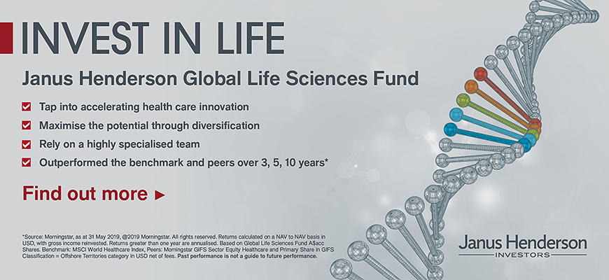 INVEST IN LIFE - Seizing growth opportunities in health care