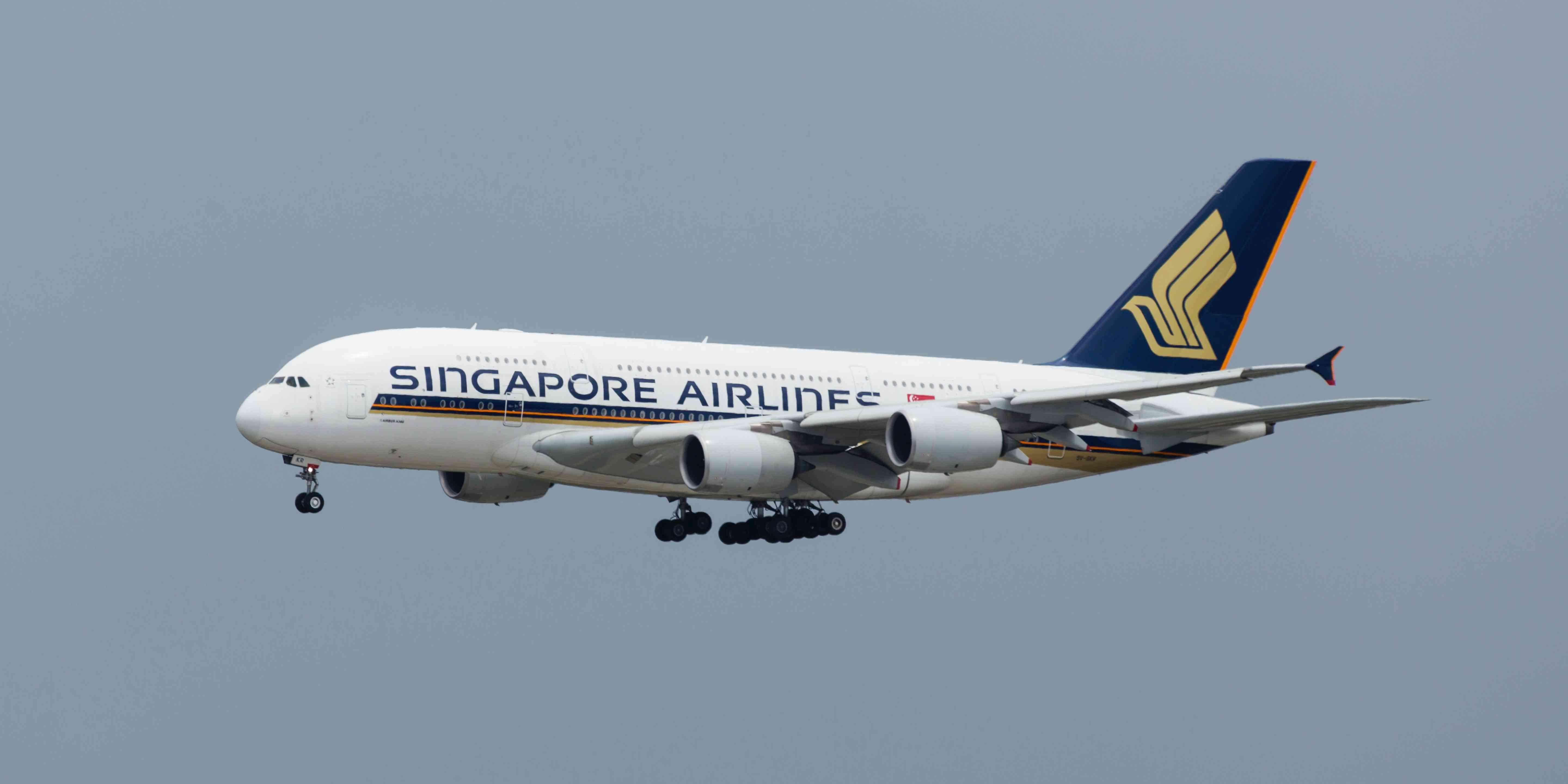 Making Sense Of The Singapore Airlines Rights Issue Fsmone